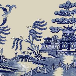 Long Willow Pattern