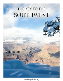 Key to the Southwest - November Edition.