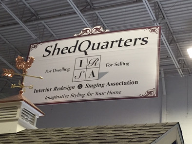 SHED QUARTERS! IRSA at the 2015 Home Show