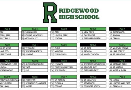 RIDGEWOOD HIGH SCHOOL EVENT