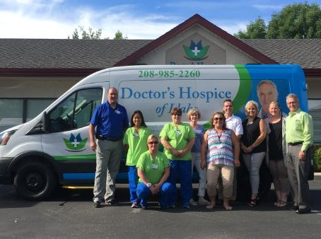 There is Great Hospice Service in Boise Right Now