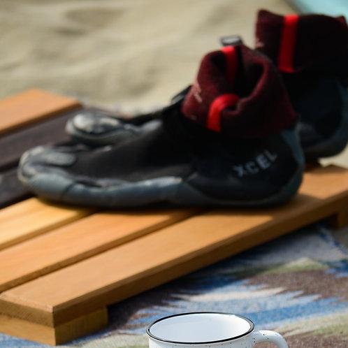 High Tide Surf Mat - Cedar