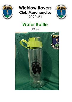 Wicklow Rovers Water Bottle