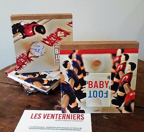 Poèmes de baby-foot • Eduardo Berti