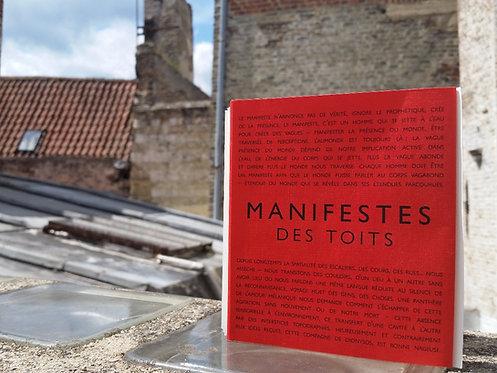Manifestes des toits • Cyrille Comnène