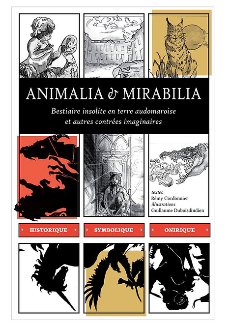 Animalia & Mirabilia • Rémy Cordonnier