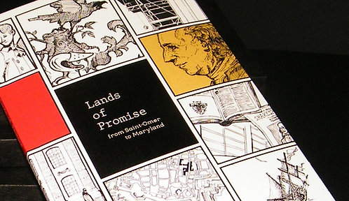 Lands of promise [édition courante] • Clarisse Cervoni, Henri Winter
