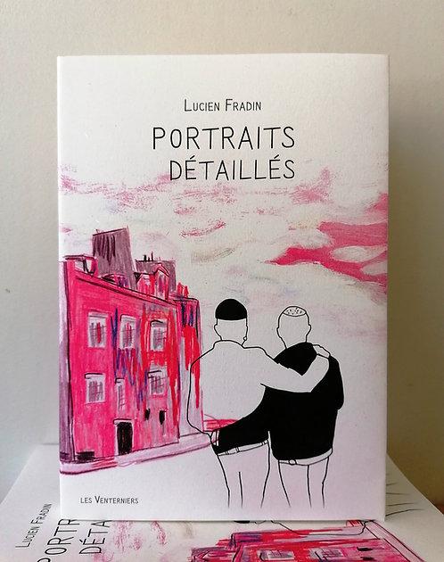 Portraits détaillés • Lucien Fradin