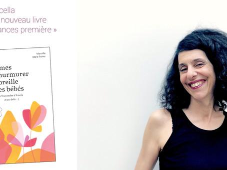 Marcella sur la RTFB pour Poèmes à murmurer à l'oreille des bébés