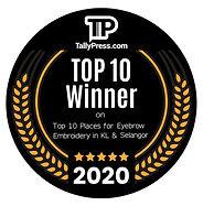 tallypress- top 10 winner