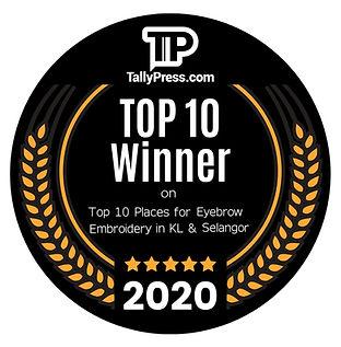 tallypress-top 10 winner