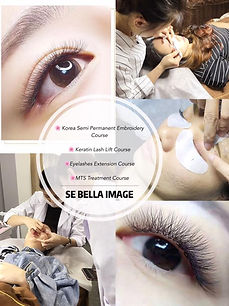 eyelashes extension training course