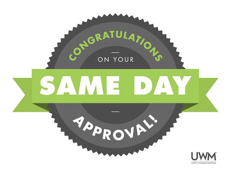 Another Same Day Loan Approval!!!
