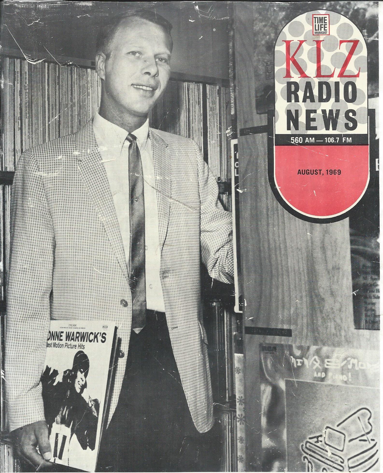 KLZ Radio News