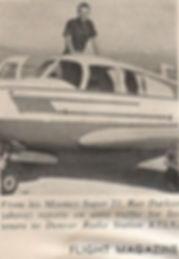 Ray Durkee Flight Magazine