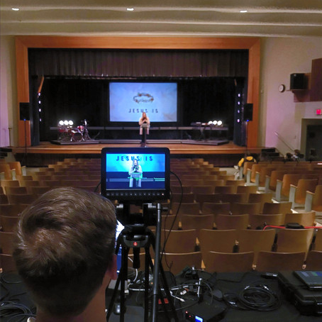 Live Streaming Your Event - In A Hurry