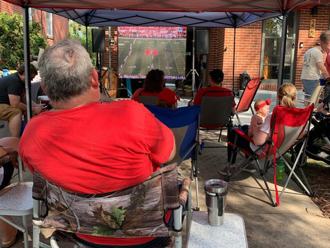 Audio Visual Rental's For Your Next Tailgate or Block Party!