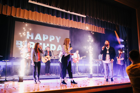 Mercy City Church 5th Birthday Celebration