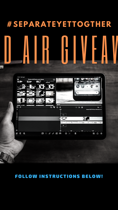 Our Biggest Giveaway Ever!
