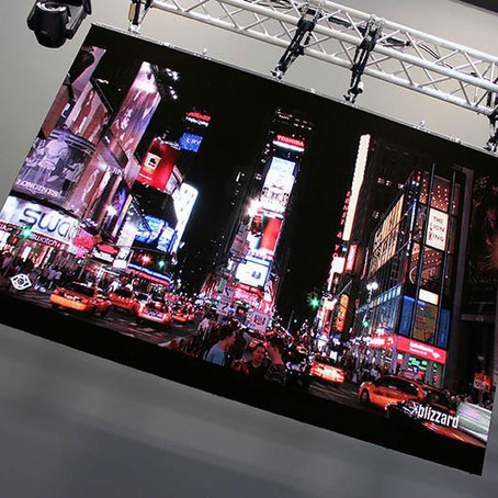 Why Should I Rent An LED Video Wall!?