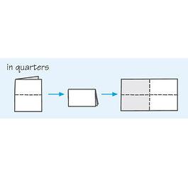 Quarter Fold