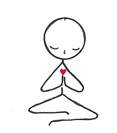 Yoga is movement and breathing practice, both of which help anxiety