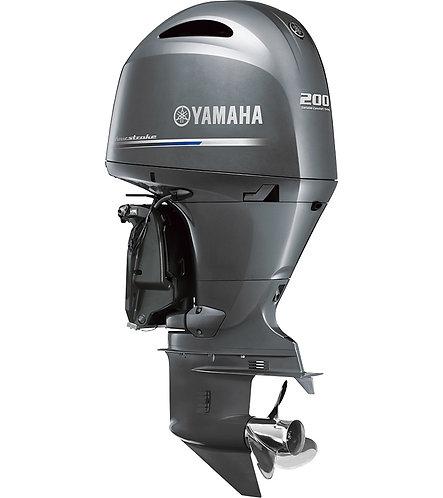 YAMAHA F200FETX