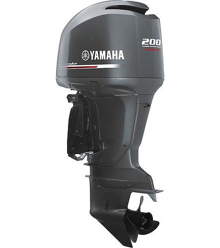 YAMAHA F200BETX