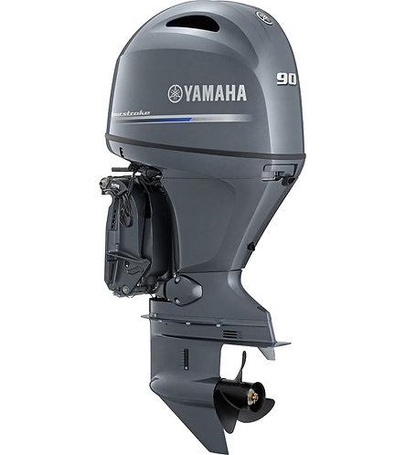 YAMAHA F90CETX