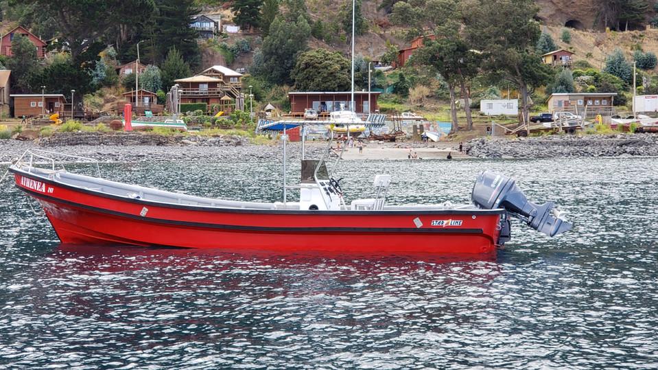 SL-30FT Pesca Deportiva Isla Robinson Crusoe