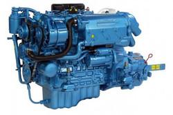 Nanni diesel N4.38 con reductora