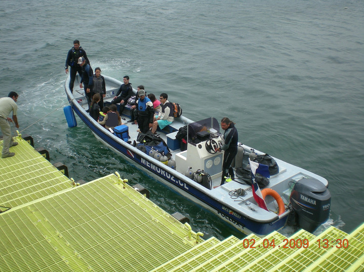 SL-30FT Buceo