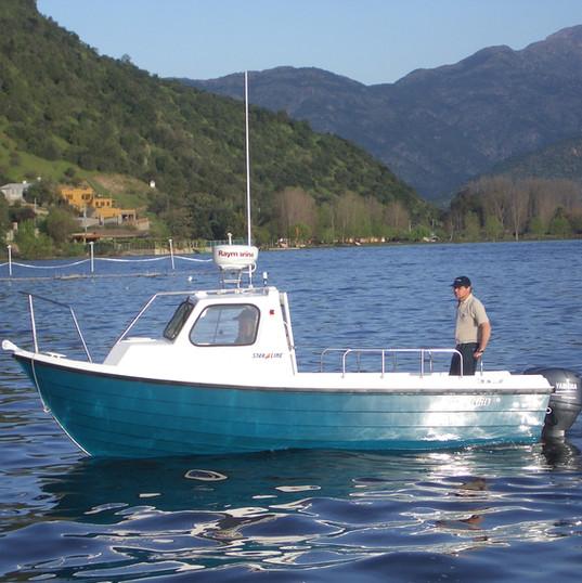 Coastliner 20 Cabina Corta