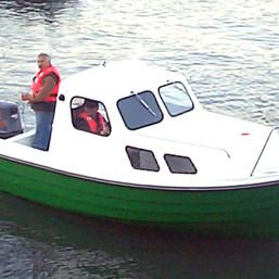 Coastliner 20 Cabina Larga