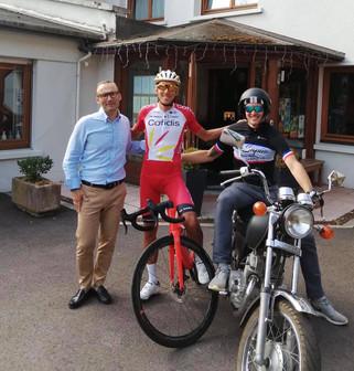 Manu et Stephane Rossetto
