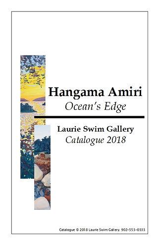 Hangama Amiri Ocean's Edge catalogue