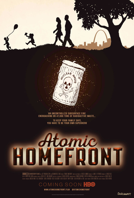 Atomic Homefront  Subsurface Smoldering HBO Documentary Films  Directed by Rebecca Cammisa  Color by Jon Fordham  Finishing by Rick Broat