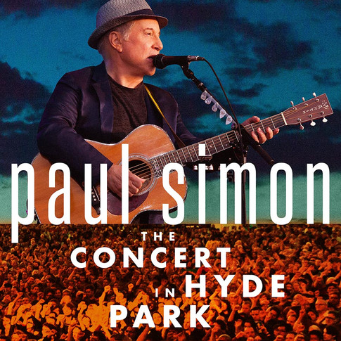Paul Simon-The Concert In Hyde Park  Sony Music Entertainment  & Thirteen WNET  Les Beaux Films  Directed by Jennifer Lebeau  Color & Finishing by Rick Broat
