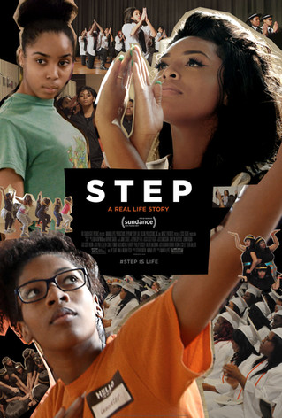 Step Sundance Film Festival Fox Searchlight Pictures Step LLC Stick Figure Productions Directed by Amanda Lipitz Color & Finishing by Rick Broat