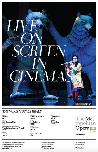 The Metropolitan Opera  Emmy & Peabody Winners  PBS & The Metropolitan Opera  Color & Finishing by Rick Broat