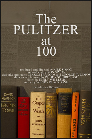 The Pulitzer at 100 Simon + Film Directed by Kirk Simon Color & Finishing by Jon Fordham