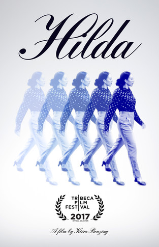 Hilda  Tribeca Film Festival  Double Eye Productions  Directed by Kiira Benzing  Color by Rick Broat