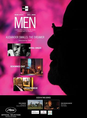 Men  Mix66 Festival de Cannes Produced by Michael Michele & Chris Jenkins  Color & Finishing by Rick Broat