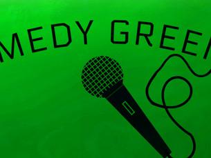 COMEDY GREEN ROOM NEWSLETTER SEPTEMBER 2020