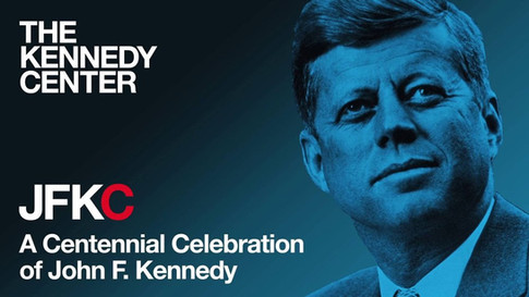 Legacy, a JFK Centennial Celebration Video Lumahai Productions for  The Kennedy Center Created by Elena Park & Oded Lev-Ari Color & Finishing by Rick Broat
