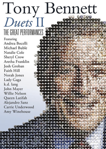 Tony Bennett: Tony Bennett Great Performances Duets II  PBS Directed by Jennifer Lebeau Color & Finishing by Rick Broat