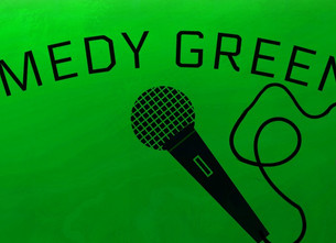 COMEDY GREEN ROOM NEWSLETTER JULY 2019