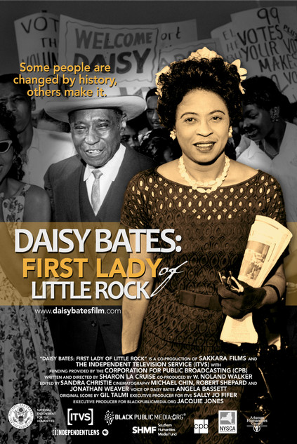 Daisy Bates First Lady of Little Rock  ITVS  Directed by Sharon La Cruise Coloring & Finishing by Rick Broat