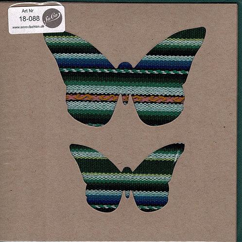 Karte - Schmetterlinge