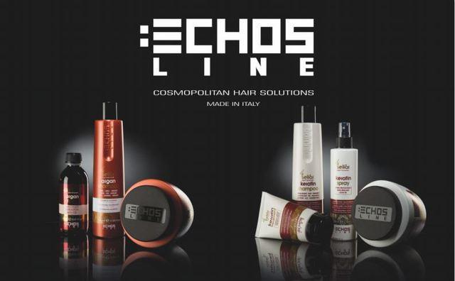 Итальянская профессиональная косметика для волос ECHOS LINE